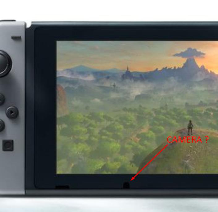 Nintendo SWITCH Camera